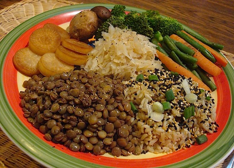 makrobiotički obrok