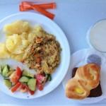 Prilagoditi ishranu putovanjima i proslavama