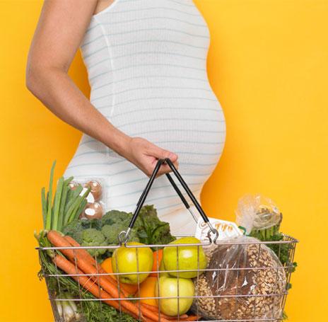 trudnoca hrana